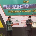 Sadar Pajak di Tengah Pandemi, 24 WP Terima Penghargaan Pemkab Sidoarjo