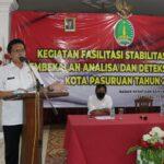 Pembekalan Analisa dan Deteksi Wilayah Digelar Bakesbangpol Kota Pasuruan