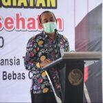 Hadiri Kegiatan PKK-KB, Asisten Pemerintahan dan Kesra Kabupaten Mojokerto Imbau 3M