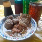 Bakso Pecel Rumahan, Kuliner Khas Pacet Mojokerto