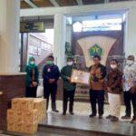 Tekan Angka Kasus Covid-19, PT HM Sampoerna Beri Bantuan Pemkot Malang