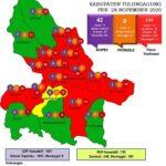 Jumlah Kasus Covid-19 di Tulungagung Melonjak, GGTP: Warga Harus Lebih Patuhi Prokes
