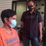 Istri Hamil Tua, Pria Lumajang Ditangkap Warga Saat Curi Motor di Sidoarjo