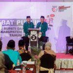Debat Terbuka Cabup Sidoarjo, Paslon BHS-Taufiq Paparkan Percepatan Layanan