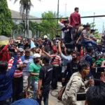 9 Bulan Tak Manggung, Ratusan Pekerja Seni Ngeluruk Pemkab Sumenep