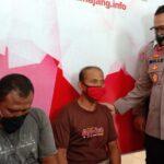 Dua Spesialis Pencurian Hewan di Lumajang Ditembak Kakinya