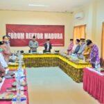 Dukung Penuh Provinsi Madura, Pimpinan Perguruan Tinggi di Madura Bentuk Panitia Khusus