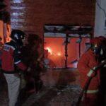 Sebuah Rumah di Probolinggo Terbakar, Belum Diketahui Penyebabnya