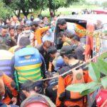 Korban Tenggelam di Sidoarjo Berhasil Ditemukan, Ternyata Kakinya Menancap Lumpur