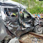Sopir Avanza Tewas Tertabrak Kereta, Polisi Pastikan Sirine Perlintasan Berfungsi