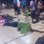Dua Motor Tabrakan di Mojokerto, Pasutri dan Satu Warga Pare Kediri Tewas