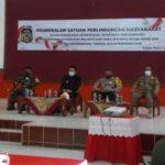 Pjs Walikota Blitar Dorong Anggota Linmas Tegas Menegakkan Prokes Saat Pilkada 2020