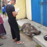 Perempuan Asal Magetan Ditemukan Meninggal di Emper Toko Mojokerto