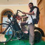<em>Tilik</em> Sepeda Motor Pertama Indonesia yang Ada di Probolinggo