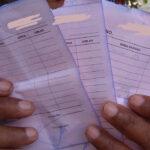 Penerima Bantuan Bedah Rumah di Jombang Terima Nota Kosong