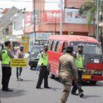 Pelanggar Prokes Menurun, Satgas Covid-18 Kota Blitar Tetap Gencar Operasi Yustisi