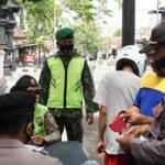 Operasi Yustisi di 2 Lokasi, 17 Pelanggar Prokes di Kota Blitar Disanksi Sosial