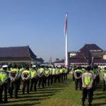 Polres Bliter Terjunkan 485 Personel untuk Amankan Pilkada 2020