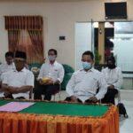 Dengan Prokes Ketat, Ribuan Ketua KPPS Pilkada Sidoarjo Dilantik di Ratusan Desa dan Kelurahan