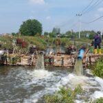Pj Bupati Sidoarjo Berencana Bangun Waduk untuk Mengatasi Banjir di Tanggulangin