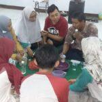 Inovasi di Tengah Pandemi, Pemuda Desa Kwaron Jombang Produksi Sabun Cair