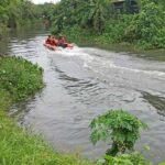Pencarian Hari Kedua Korban 'Ultah', Tim SAR Kerahkan Lima Perahu Karet