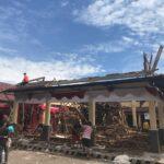 Pendapa Kelurahan Sumbersari Jember yang Ambruk Belum Pernah Direnovasi Sejak 2007