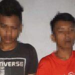 Dua Penjambret di Pasuruan Babak Belur Dihakimi Warga, Motor Dibakar
