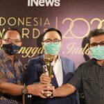 Pelayanan Prima di Masa Pandemi, Bupati Pamekasan Raih Penghargaan Indonesia Award 2020