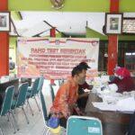 Antisipasi Klaster Baru, Ribuan Penyelenggara Pilkada Ngawi Jalani Rapid Test Serentak