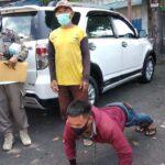 Operasi Penegakan Disiplin Protokol Kesehatan di Blitar, Petugas Tindak 60 Pelanggar