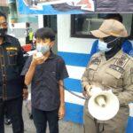 Terjaring Razia Protokol Kesehatan, Remaja di Jombang Kena Sanksi Menyanyi