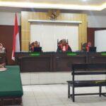 Kurir Sabu 28 Kg, Dua Warga Malaysia Divonis Seumur Hidup di PN Sidoarjo
