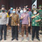 Pjs Wali Kota Blitar Silaturahmi ke Paslon No 1 Henry Padipta Anwar-Yasin Hermanto