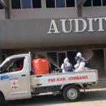 Wisuda di Tengah Pandemi, Undar Jombang Sterilisasi Ruangan dan Batasi Undangan