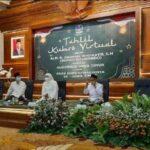 Gubernur Khofifah dan Kepala Daerah Se-Jatim Tahlil Virtual untuk Bupati Situbondo