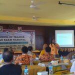 Siapkan Saksi, Golkar Kabupaten Mojokerto Gelar TFT dengan Terapkan Prokes