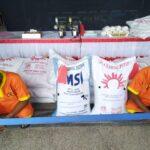 Dua Tersangka Pengedar Gula Rafinasi di 4 Daerah Ditangkap Polisi Lamongan