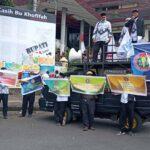 Puluhan GTT di Jember Demonstrasi, Ungkap Problem Legalitas Ribuan Ijazah Siswa SD dan SMP