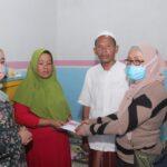 Ketua Banggar DPR RI Bantu Pengobatan Penderita Tumor, Gizi Buruk dan Lumpuh di Sumenep