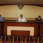 Pjs Wali Kota Pasuruan Menerima Kunjungan Wali Kota Salatiga