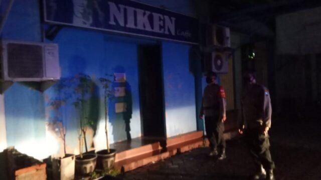 Nekat Buka saat Pandemi Corona, Tempat Hiburan Malam di Sidoarjo Ditutup Satgas