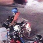 Pencurian HP di Situbondo Terekam CCTV