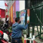 Calon Wali Kota Blitar Kaget APK Lawan Terpasang Dekat TPS