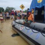 Lima Kelurahan dan Tiga Desa di Pamekasan Terendam Banjir