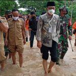 Dua Kecamatan di Ngawi Terendam Banjir Akibat Luapan Bengawan Madiun