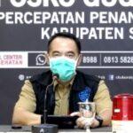 Situbondo Zona Merah Covid-19, Jubir Satgas : Warga Harus Lebih Disiplin Prokes