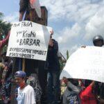 Demo Bela Kiai di Jember, Desak Permintaan Maaf Terbuka