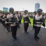 Apel PAM TPS Pilkada 2020, Polda Jatim Terjunkan 15 Ribu Personel