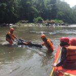 Tim SAR Gabungan Temukan Korban Tenggelam di Sungai Brantas Malang
